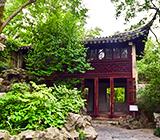 苏州阁楼园林